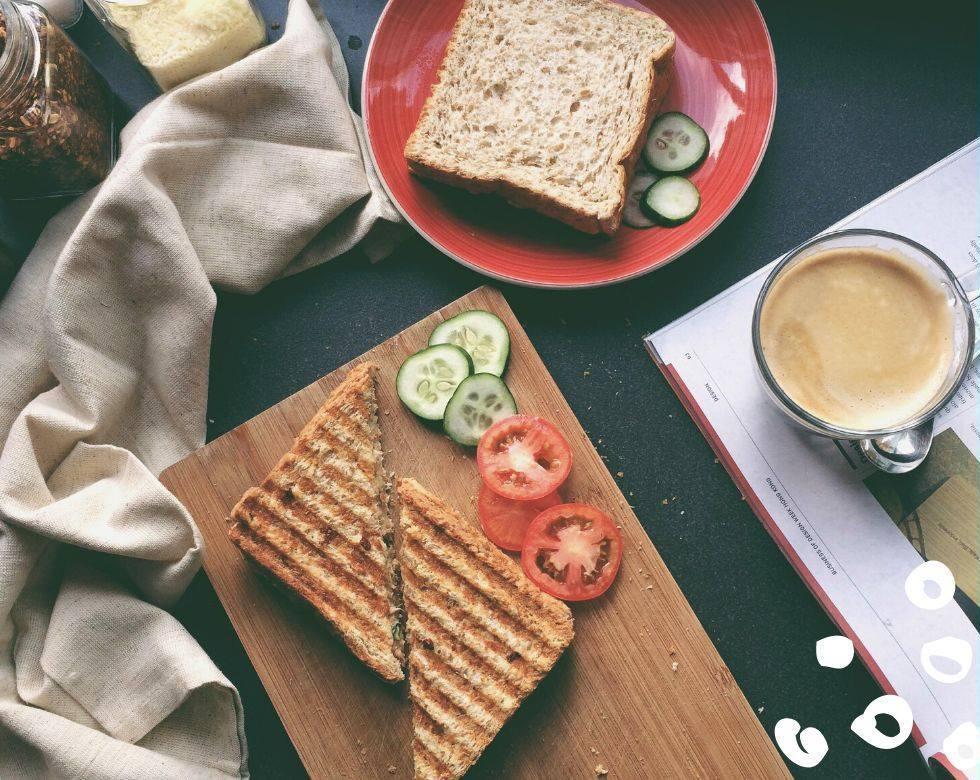 NEsnídaně